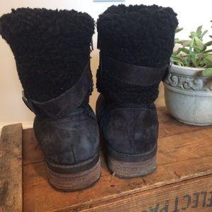5722c18c1cc Ugg Blayre II Fold Over Cuff Suede Boots